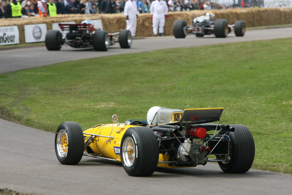 Serenissima M1AF - Chassis: 001  - 2007 Goodwood Festival of Speed