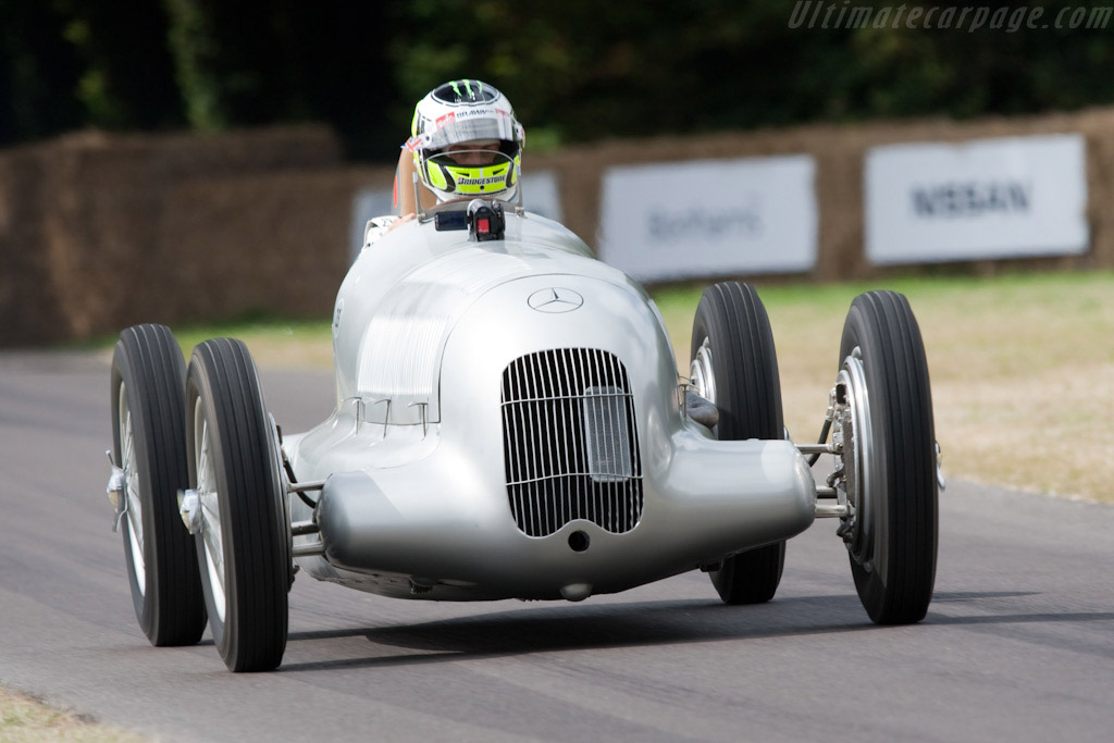 Mercedes-Benz W25 - Chassis: 105194/4   - 2009 Goodwood Festival of Speed