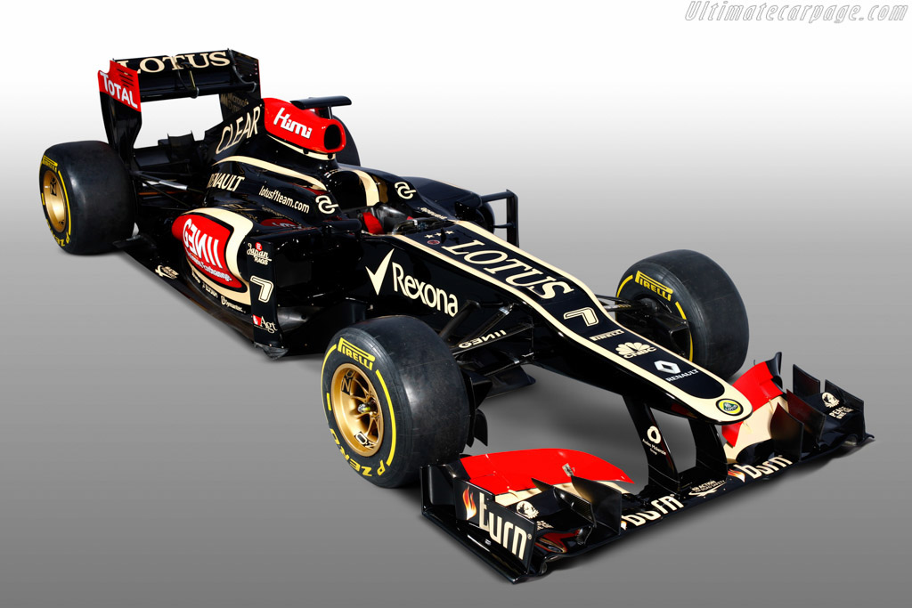 Click here to open the Lotus E21 Renault gallery