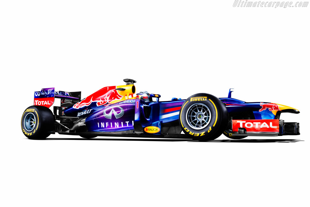 Click here to open the Red Bull Racing RB9 Renault gallery