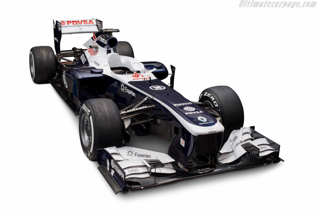 Click here to open the Williams FW35 Renault gallery