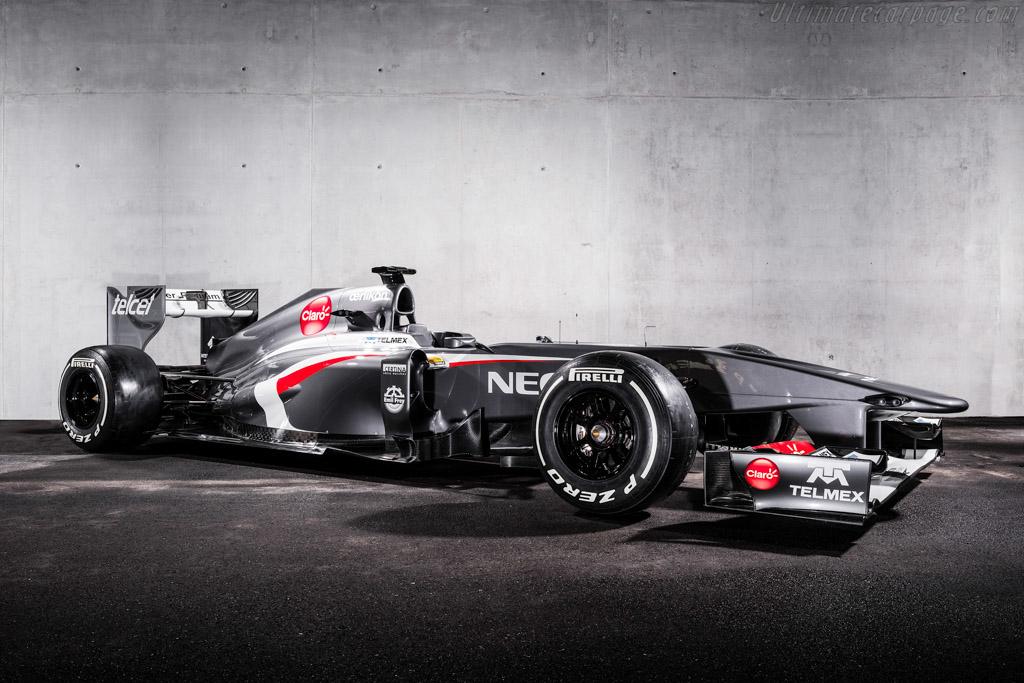 Click here to open the Sauber C32 Ferrari gallery