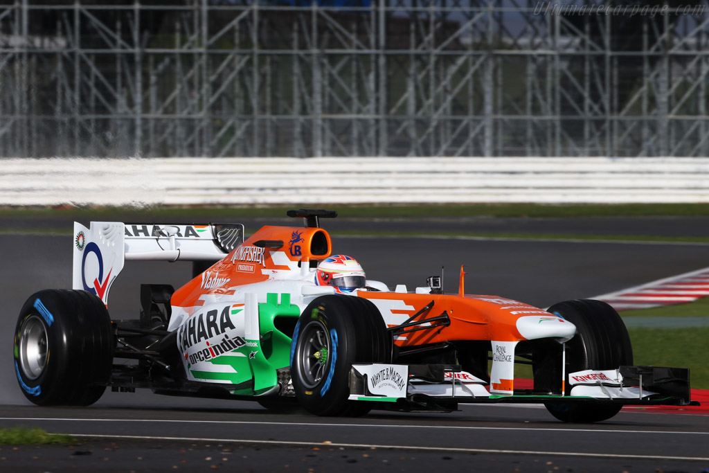 Click here to open the Force India VJM06 Mercedes gallery