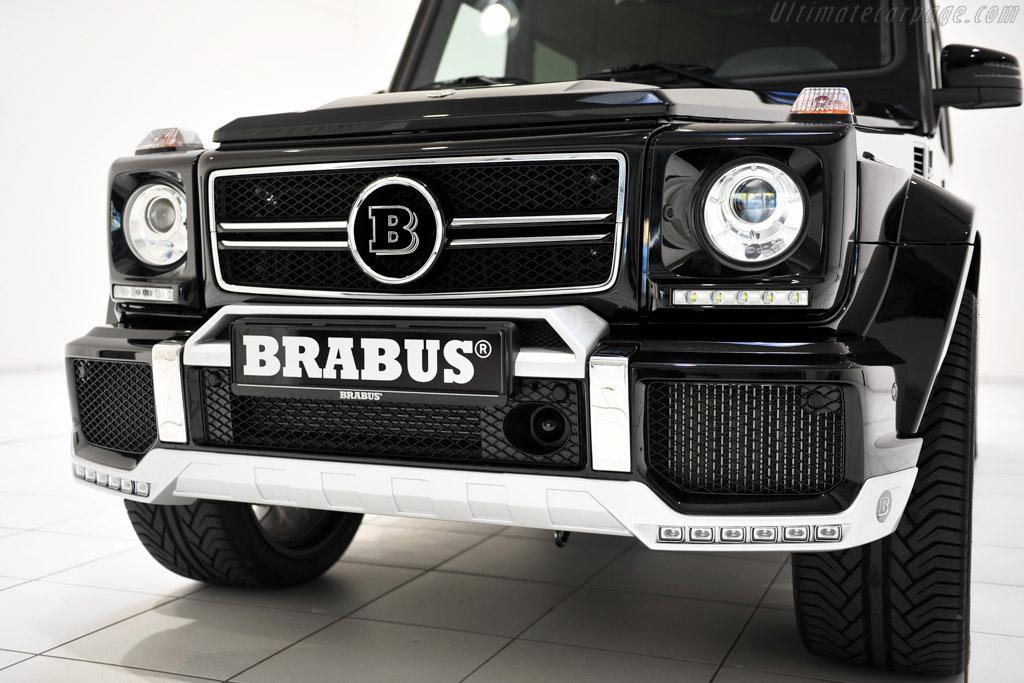 Brabus 800 Widestar