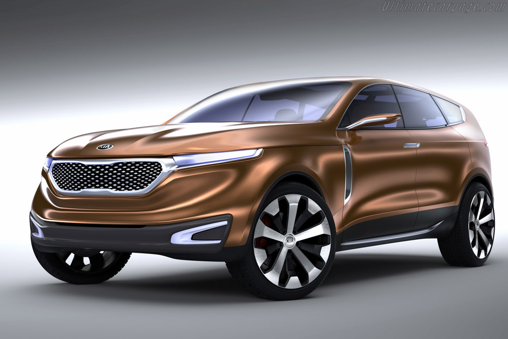 Click here to open the Kia Cross GT Concept gallery