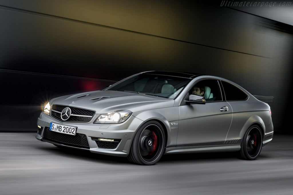 Click here to open the Mercedes-Benz C 63 AMG 'Edition 507' Coupé gallery