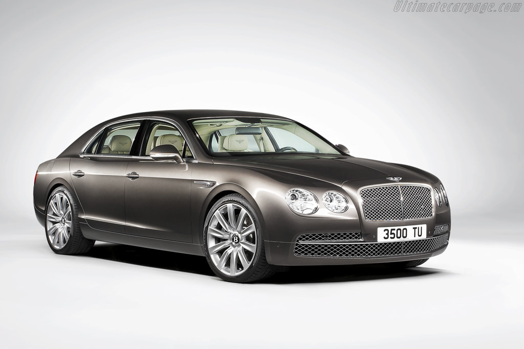 Click here to open the Bentley Continental Flying Spur gallery