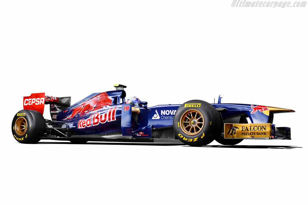 Click here to open the Toro Rosso STR8 Ferrari gallery