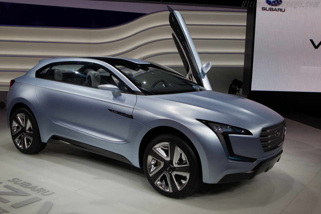 Click here to open the Subaru VIZIV Concept gallery