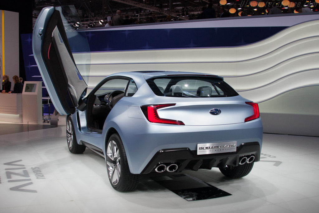 Subaru VIZIV Concept    - 2013 Geneva International Motor Show