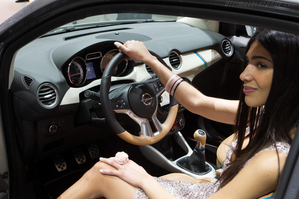 Opel Adam Rocks Concept    - 2013 Geneva International Motor Show