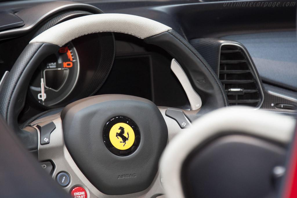 Ferrari Sergio Pininfarina Barchetta    - 2013 Geneva International Motor Show