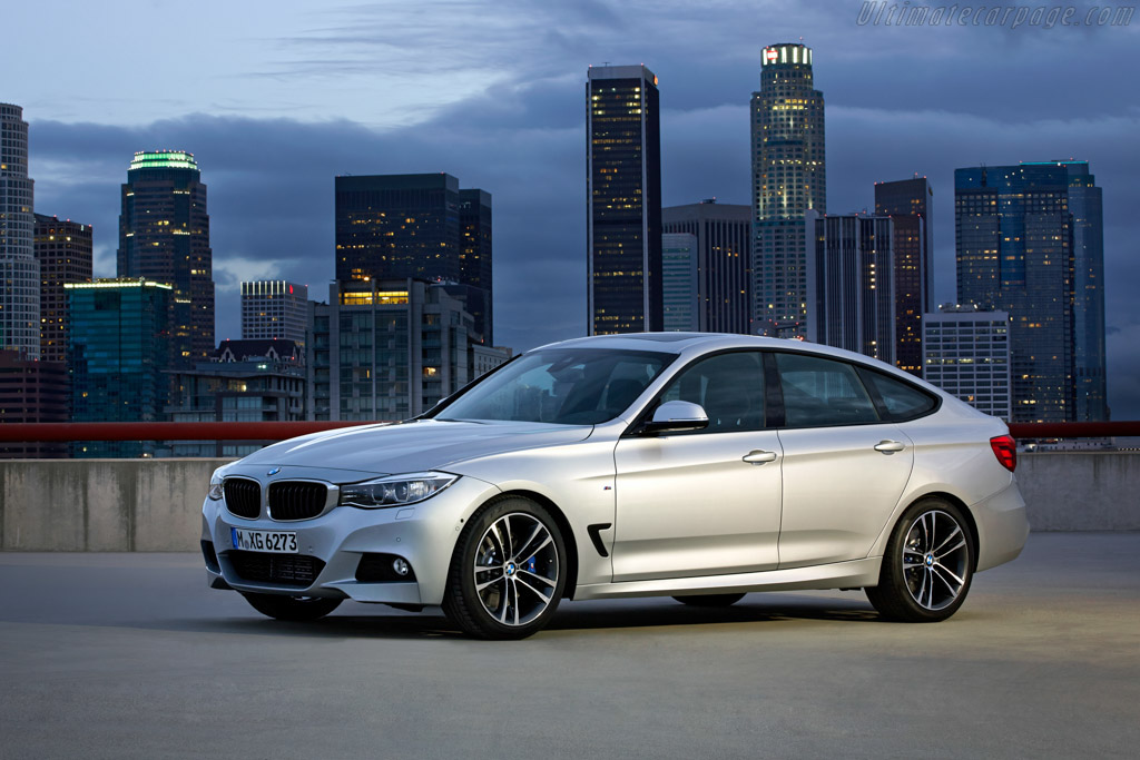 Click here to open the BMW 335i Gran Turismo gallery