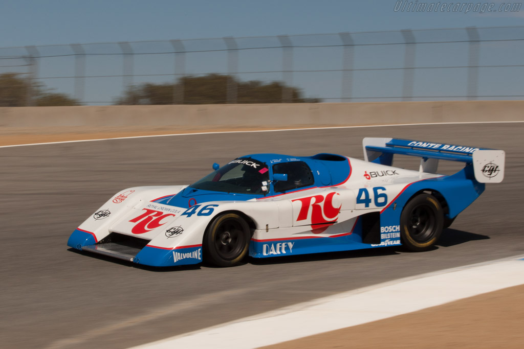 March 85g Buick Chassis 85g 1 2012 Monterey