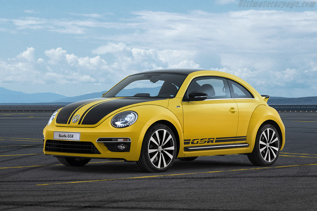 Click here to open the Volkswagen Beetle GSR gallery