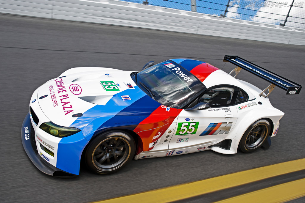 Click here to open the BMW Z4 GTE gallery