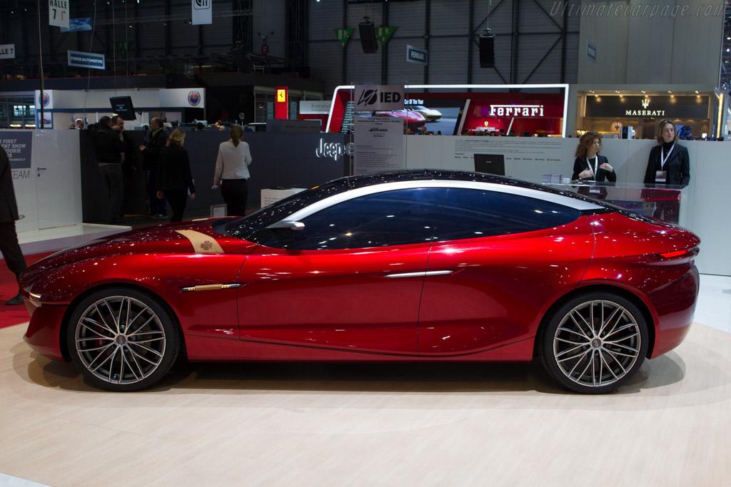 Alfa Romeo Gloria Concept    - 2013 Geneva International Motor Show