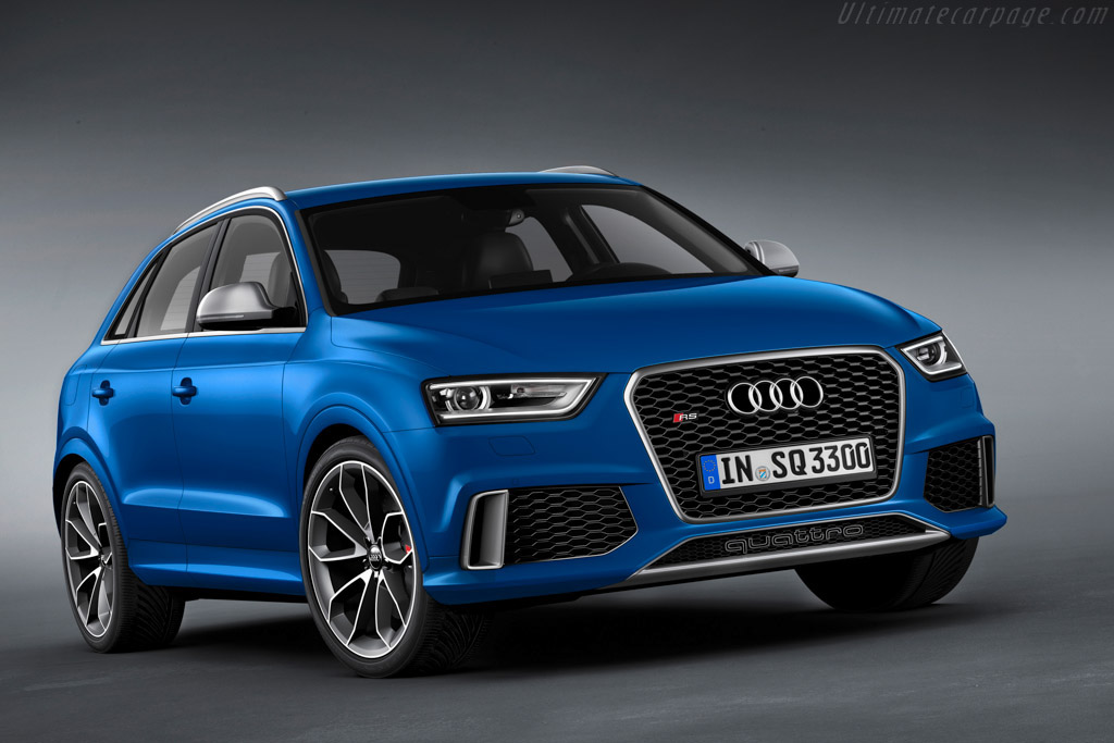 Click here to open the Audi RS Q3 gallery