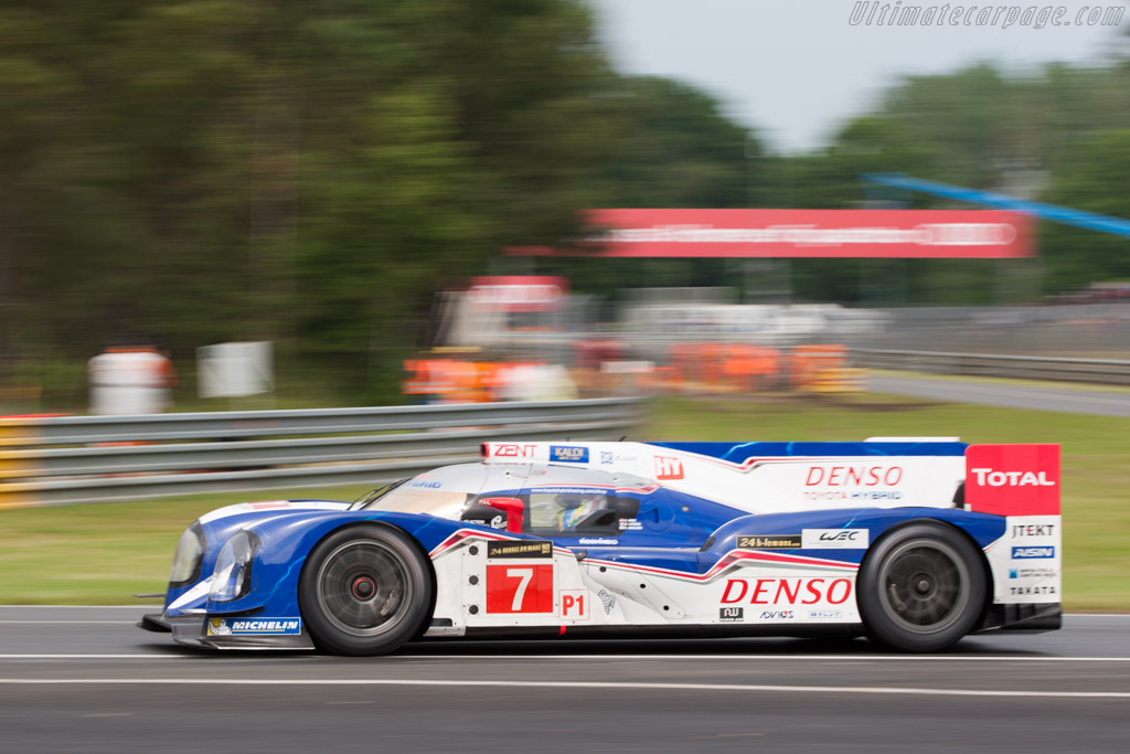 Toyota TS030 Hybrid - Chassis: 13-03   - 2013 24 Hours of Le Mans