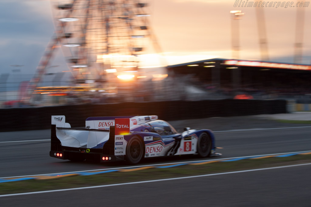 Toyota TS030 Hybrid - Chassis: 13-02   - 2013 24 Hours of Le Mans