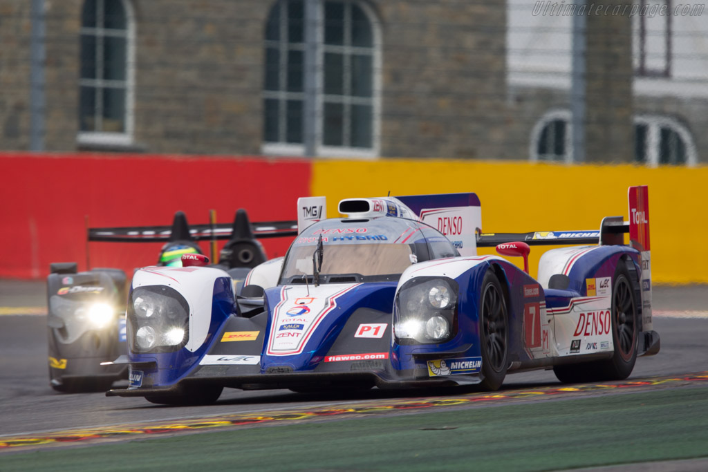 Toyota TS030 Hybrid - Chassis: 13-01   - 2013 WEC 6 Hours of Spa-Francorchamps