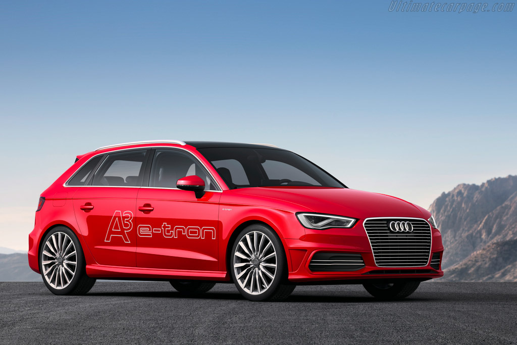 Click here to open the Audi A3 e-tron gallery