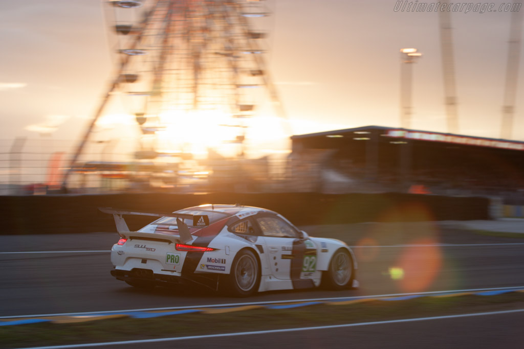 Porsche 911 RSR - Chassis: WP0ZZZ99ZDS199903   - 2013 24 Hours of Le Mans