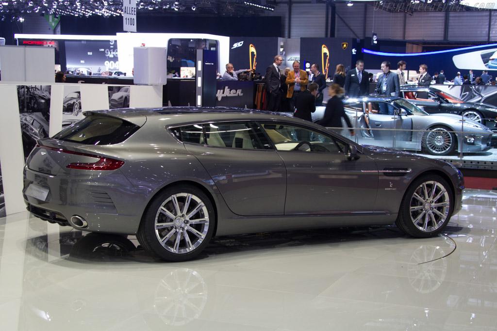Aston Martin Rapide Bertone Jet 2+2    - 2013 Geneva International Motor Show