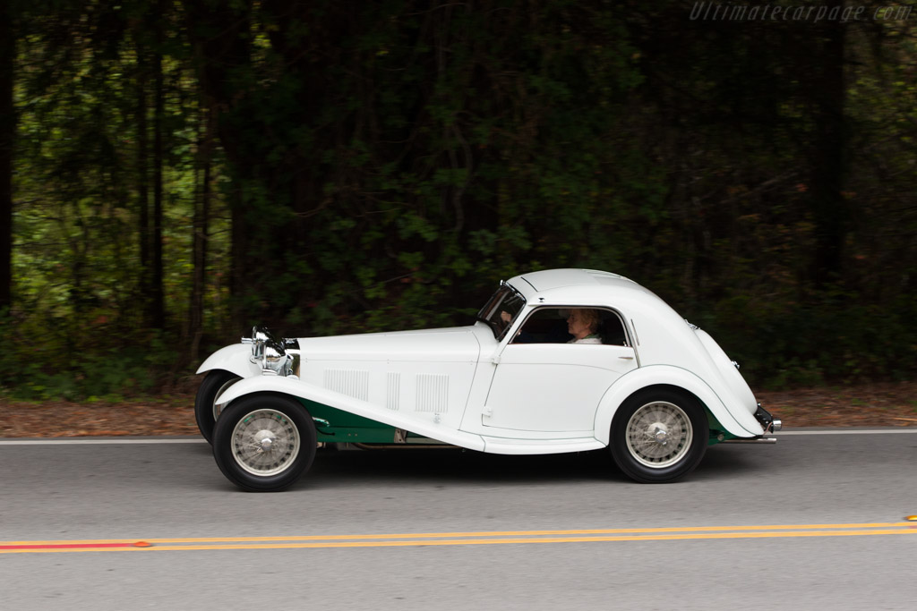 HRG Airline Coupe - Chassis: WT-68  - 2012 Pebble Beach Concours d'Elegance