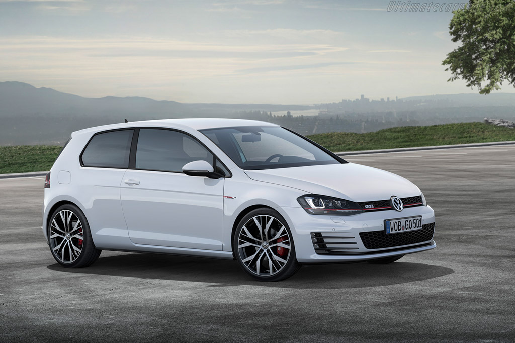 Click here to open the Volkswagen Golf GTI gallery