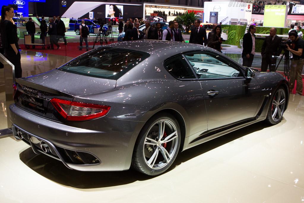 Maserati GranTurismo MC Stradale    - 2013 Geneva International Motor Show