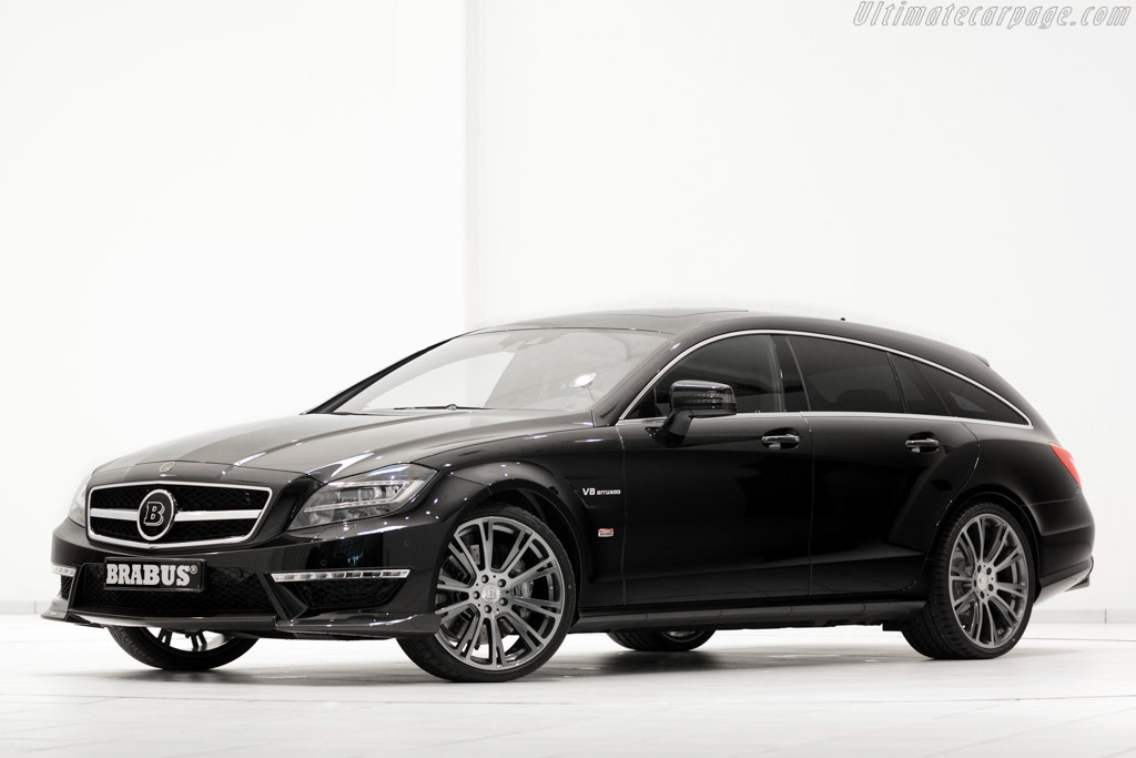 Click here to open the Brabus B63S - 730 gallery