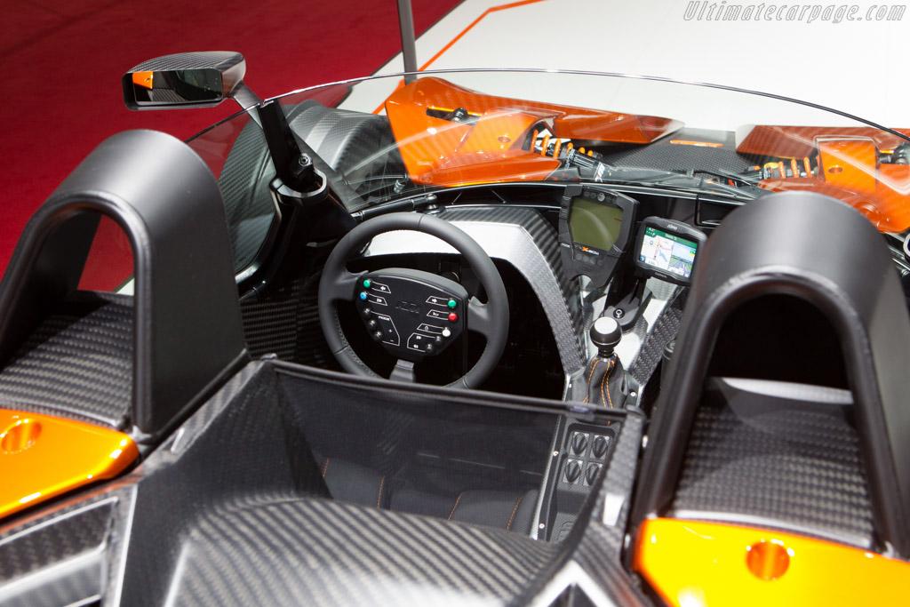KTM X-Bow GT    - 2013 Geneva International Motor Show