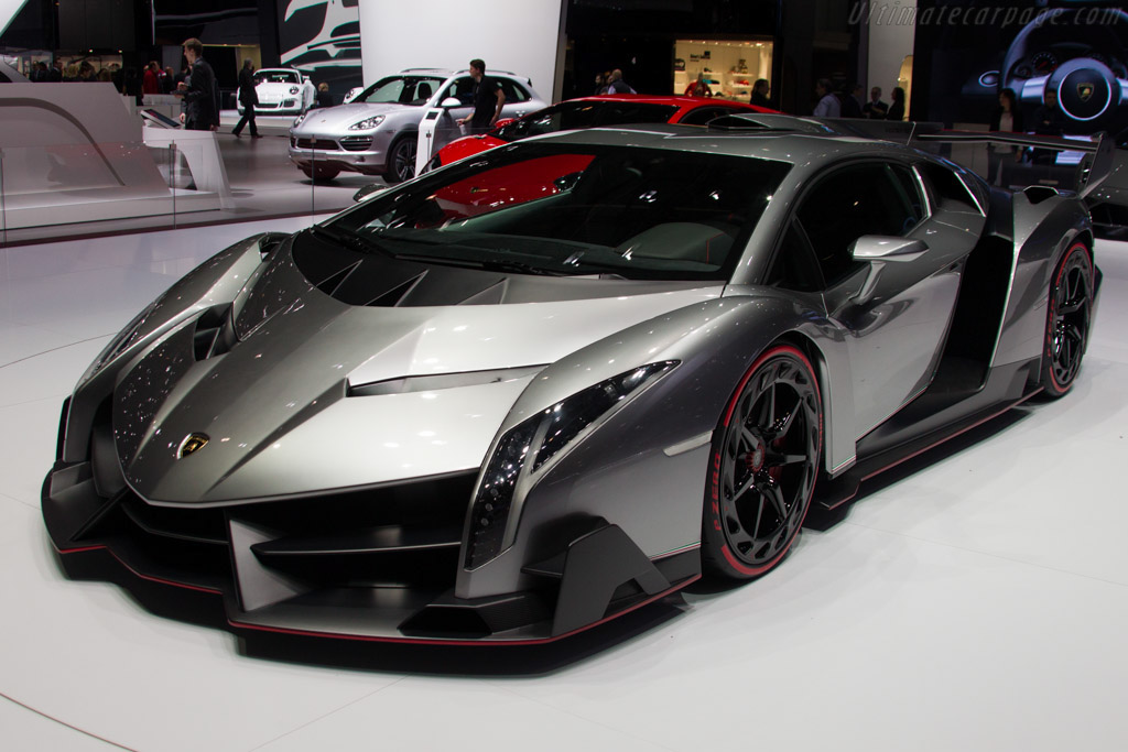 Click here to open the Lamborghini Veneno gallery