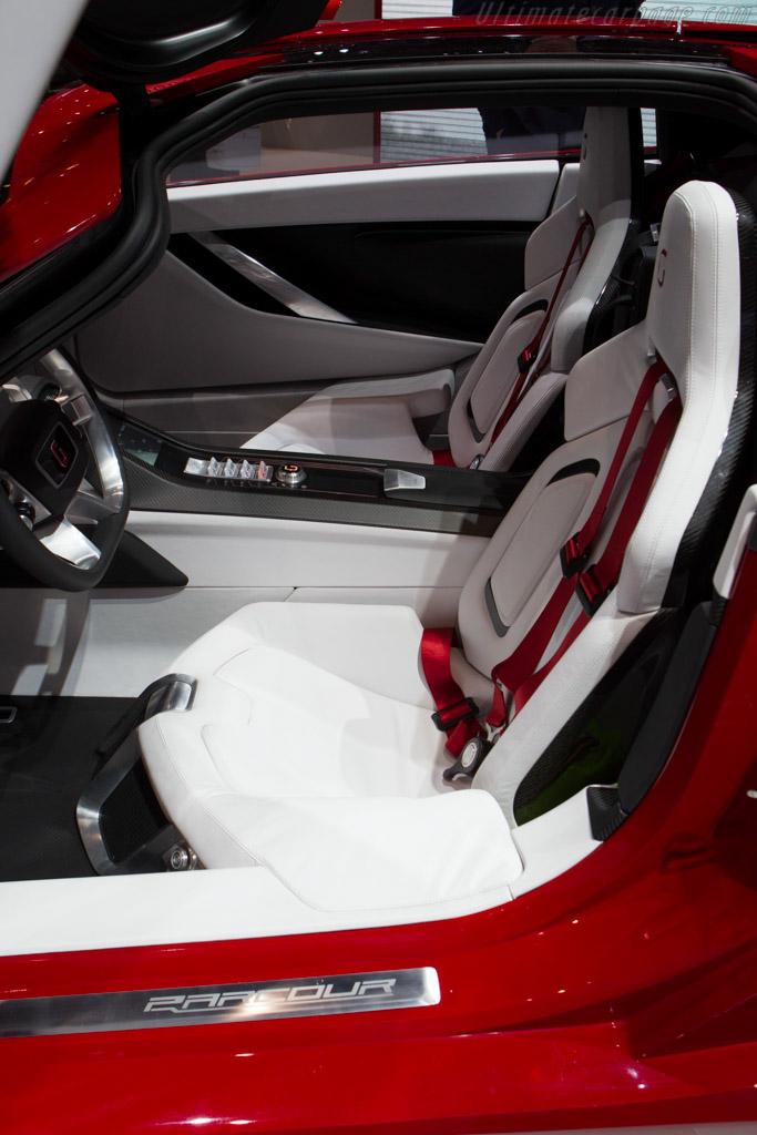 Italdesign Parcour    - 2013 Geneva International Motor Show