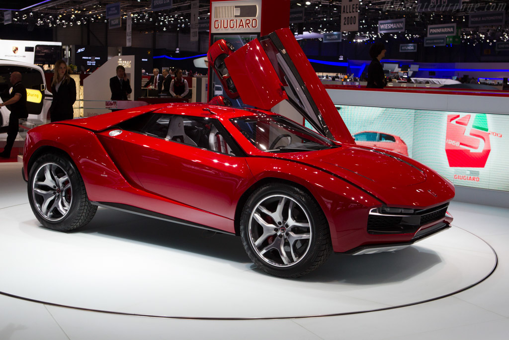 Italdesign Parcour    - 2013 Geneva International Motor Show