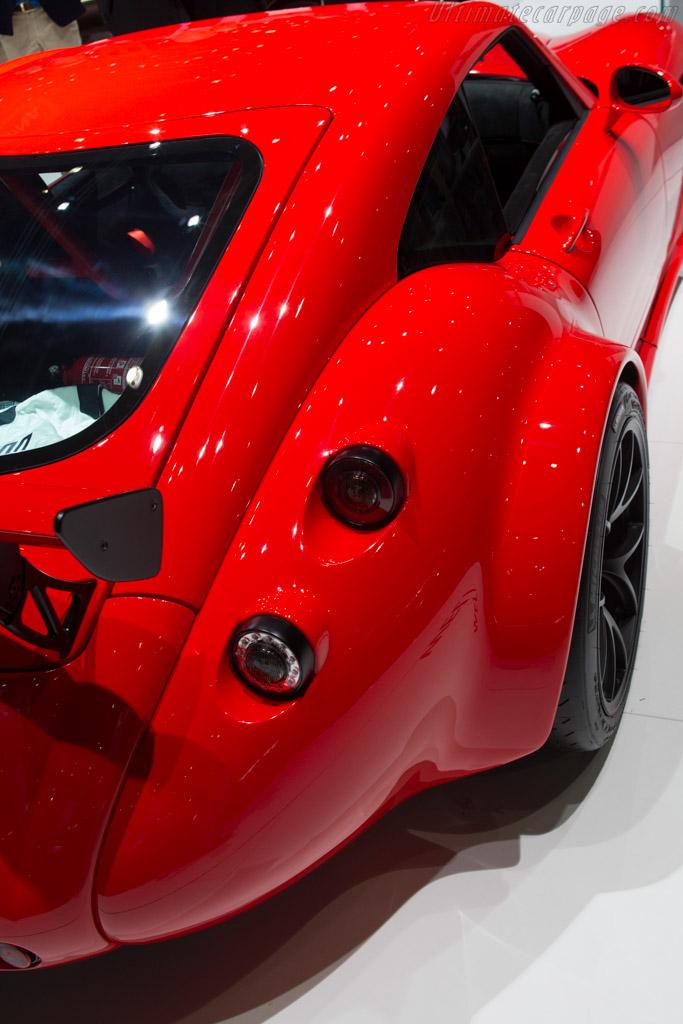 Wiesmann GT MF4-CS    - 2013 Geneva International Motor Show