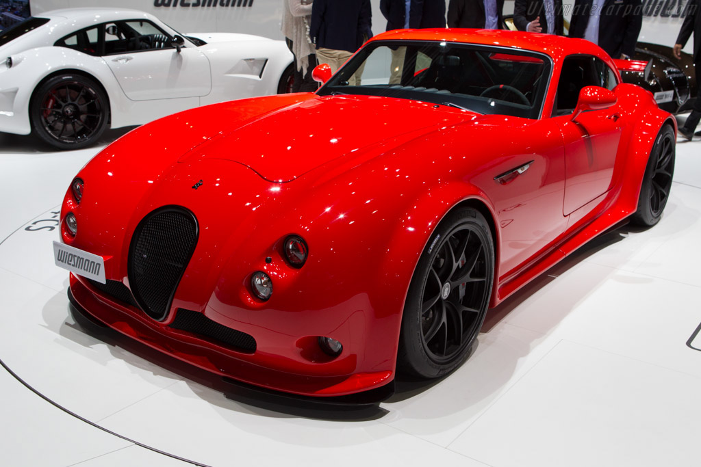 Click here to open the Wiesmann GT MF4-CS gallery