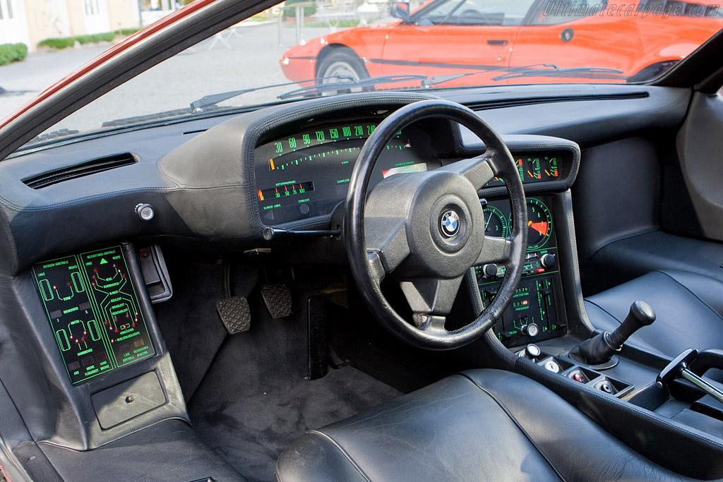 BMW Turbo Concept    - 2008 Concorso d'Eleganza Villa d'Este