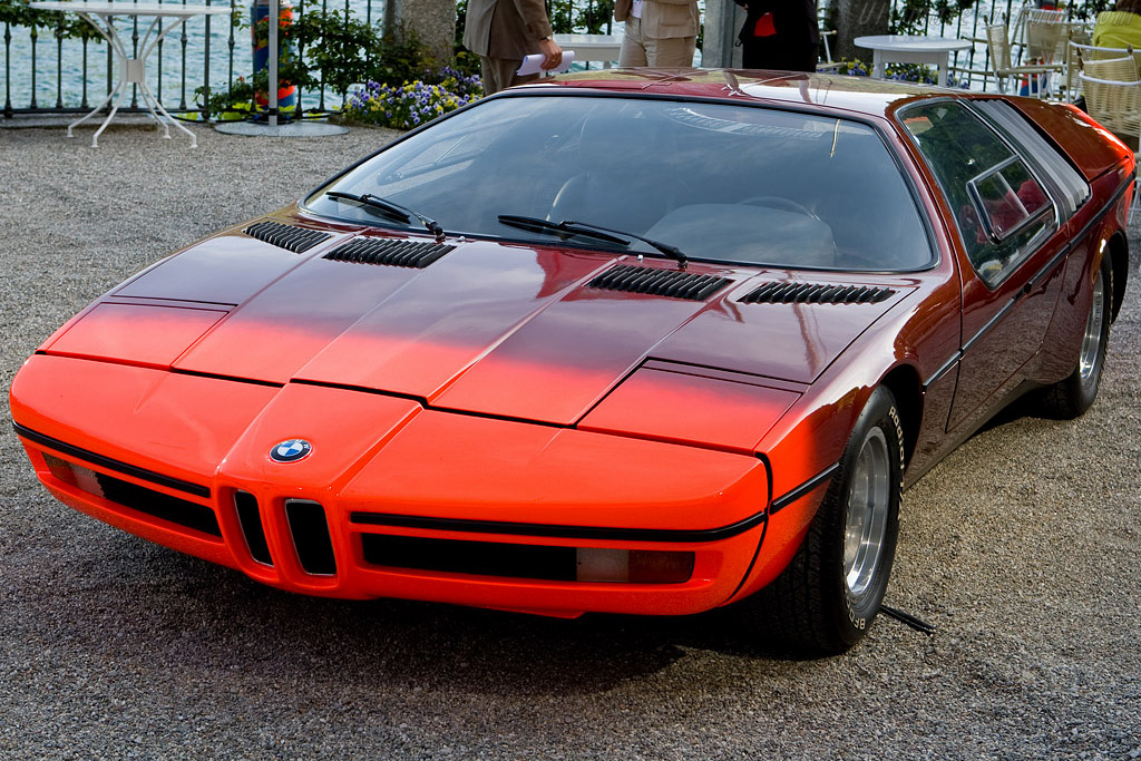 1972 Bmw Turbo Concept Images Specifications And