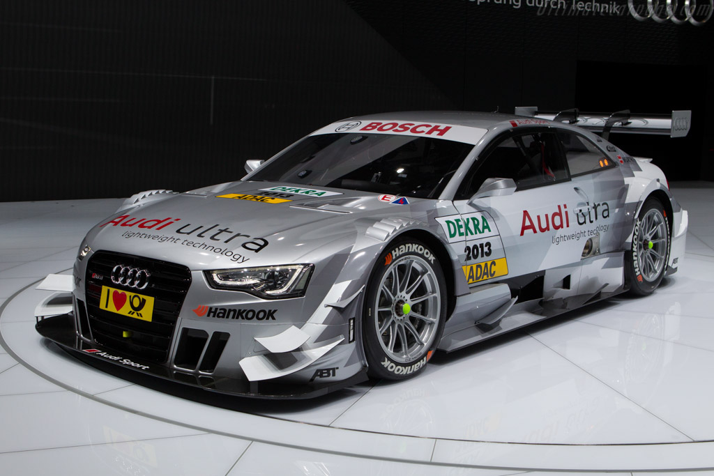 Click here to open the Audi RS 5 DTM gallery