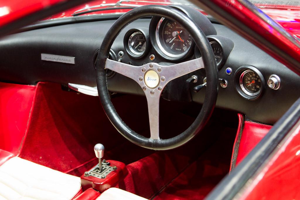 Ferrari 206 P Dino Pininfarina Berlinetta Speciale - Chassis: 0840   - 2013 Geneva International Motor Show