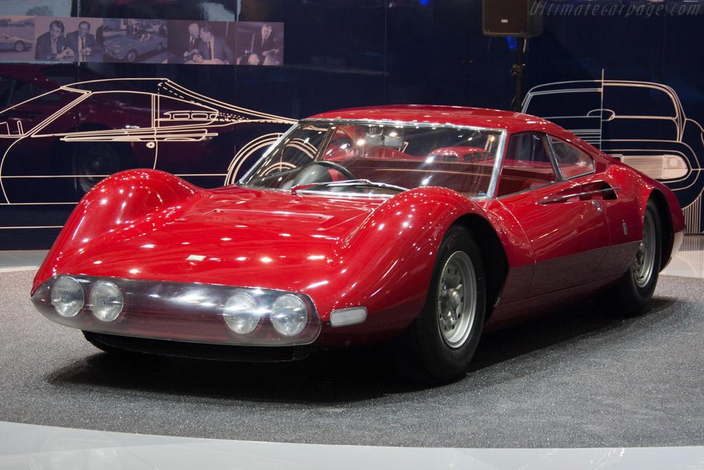 Ferrari 206 P Dino Pininfarina Berlinetta Speciale