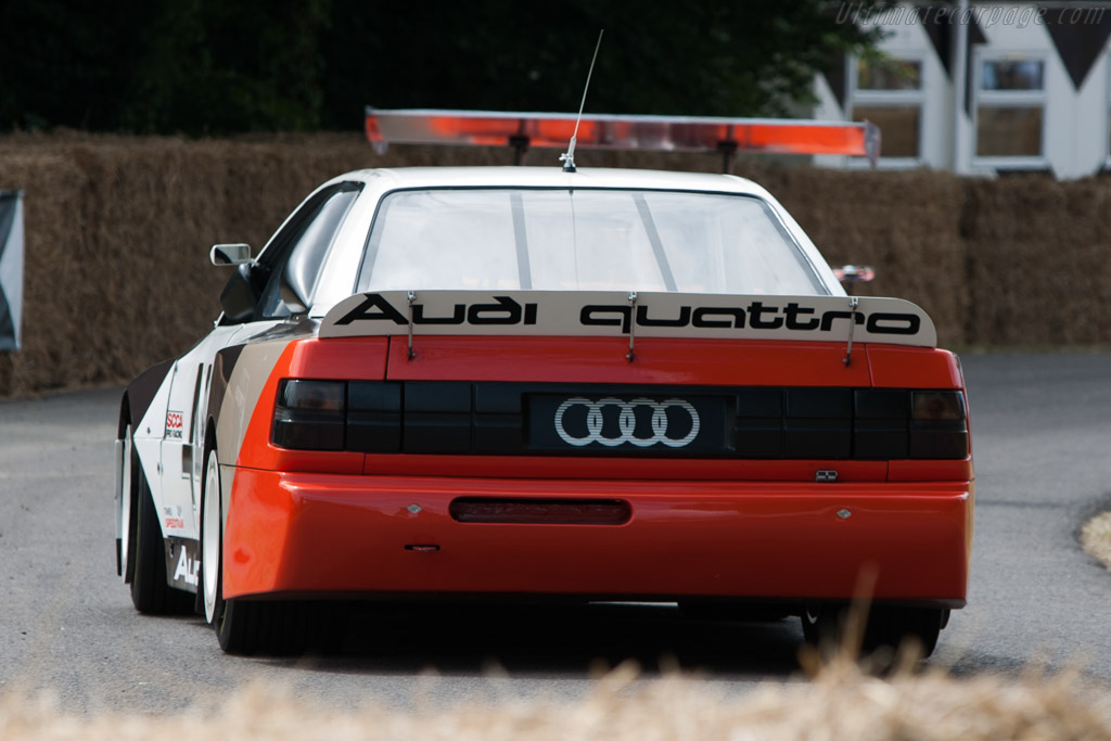 Audi 200 Quattro Trans-Am - Chassis: TA3   - 2009 Goodwood Festival of Speed