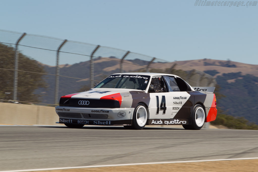Audi 200 Quattro Trans-Am - Chassis: TA4   - 2013 Monterey Motorsports Reunion