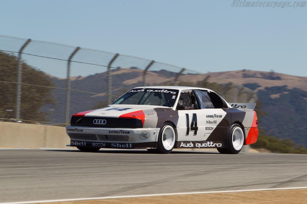 Audi 200 Quattro Trans-Am - Chassis: TA4   - 2013 Monterey Motorsports Reunion