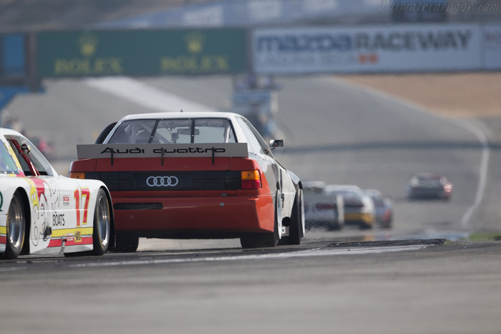 Audi 200 Quattro Trans-Am - Chassis: TA4   - 2015 Monterey Motorsports Reunion