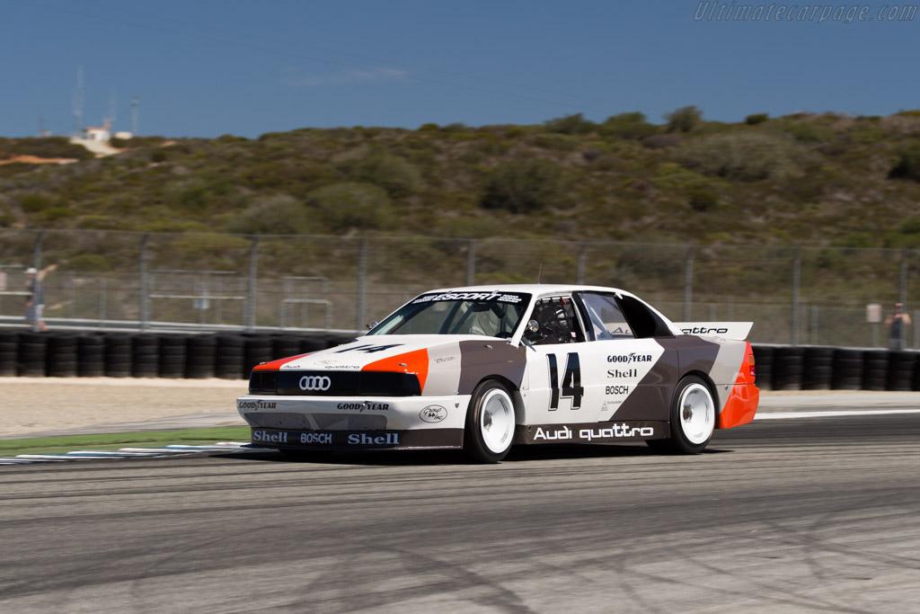 Audi 200 Quattro Trans-Am - Chassis: TA4   - 2015 Monterey Motorsports Reunion