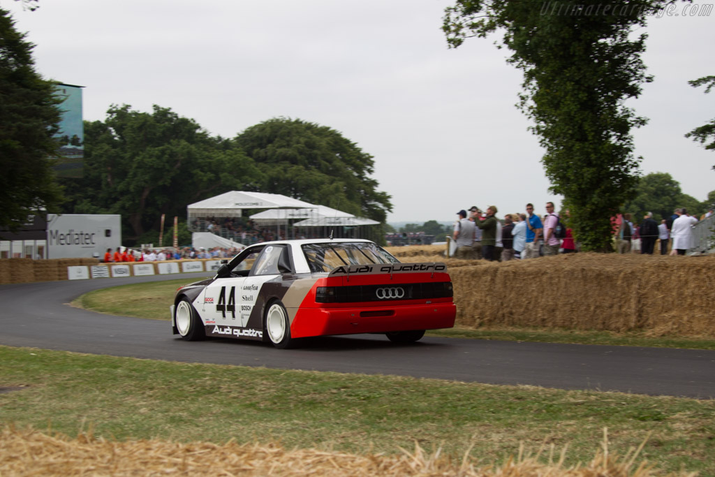 Audi 200 Quattro Trans-Am - Chassis: TA3   - 2013 Goodwood Festival of Speed