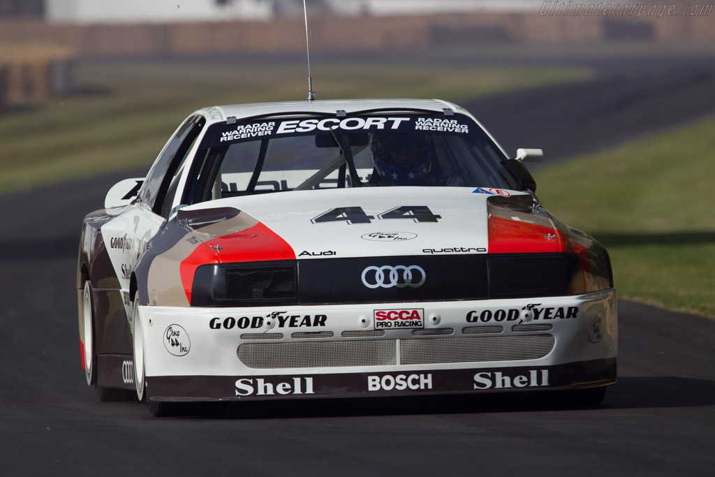 1988 Audi 200 Quattro Trans Am Images Specifications